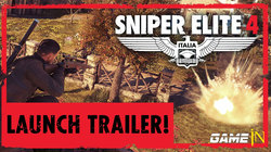 Timing is Everything: Sniper Elite 4 Launch Trailer
