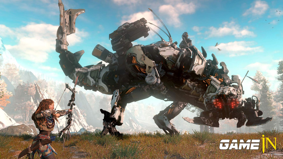 Nieuws over Horizon Zero Dawn is de meest spectaculaire game van 2017 tot nu toe