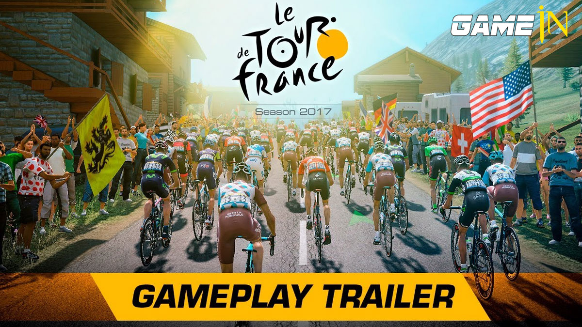 Nieuws over Tour de France 2017 - Nieuwe gameplay-trailer onthuld!