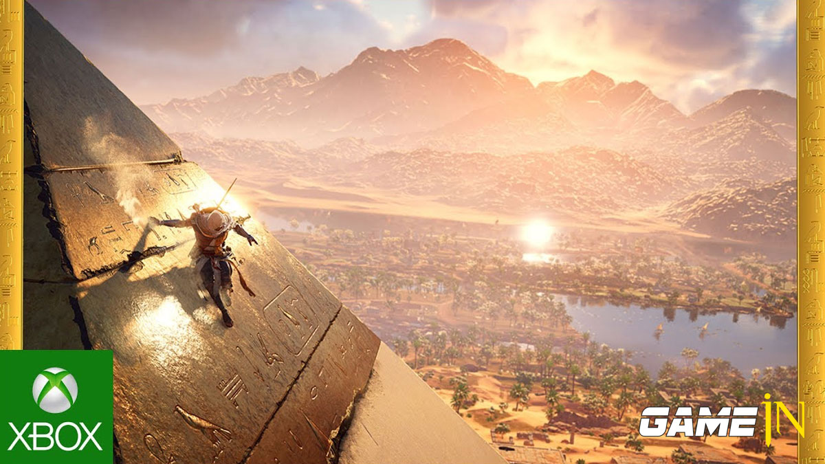 Nieuws over Speelbare demo Assassin's Creed Origins getoont door Microsoft op de E3 event