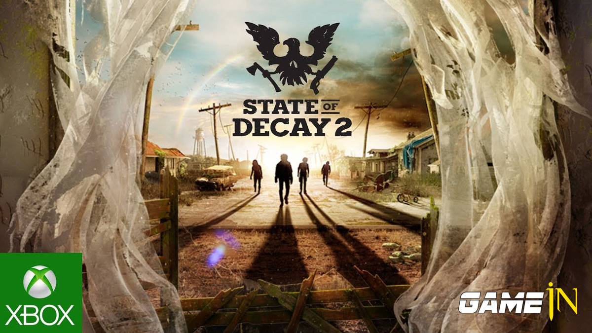 Nieuws over State of Decay 2 4K demo - E3 2017