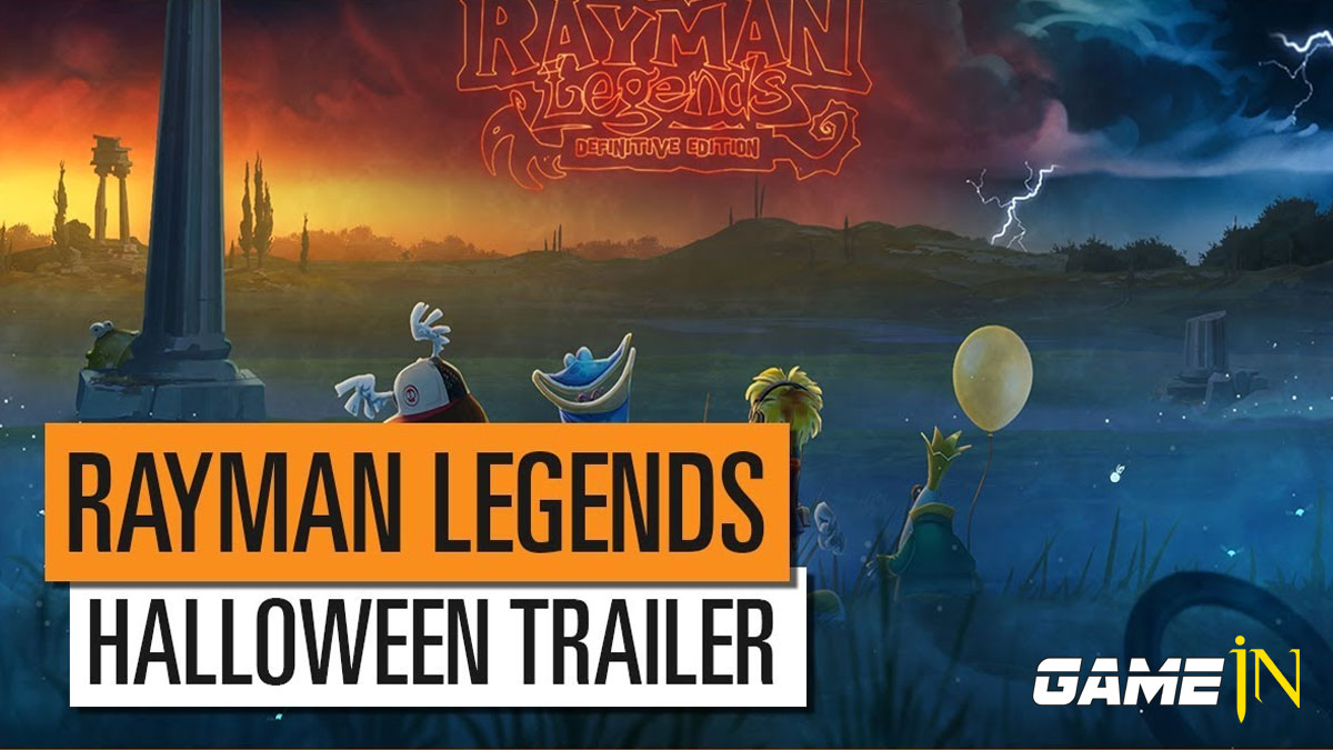 Nieuws over Ubisoft's Rayman Legends: Definitive Edition Halloween Trailer onthuld