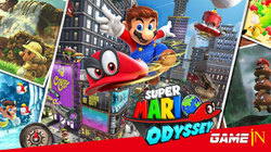 Super Mario Odyssey snelst verkopende Super Mario-game ooit in Europa