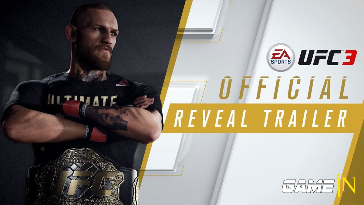 Nieuws over Electronic Arts onthult UFC 3 (EA Sports) voor de Playstation 4 + Xbox One