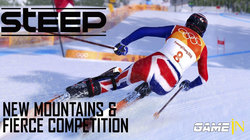 Open beta Steep Road to the Olympics start morgen