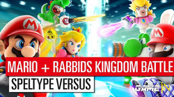 Mario + Rabbids Kingdom Battle ontvangt Versus Mode