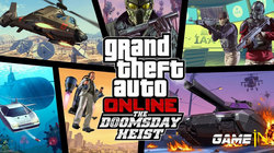 GTA Online: The Doomsday Heist uit op 12 december