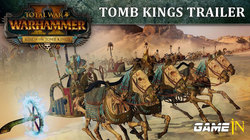 Rise Of The Tomb Kings Hits Total War: Warhammer II verkrijgbaar op 23 januari