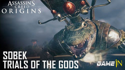 Assassin's Creed Origins de ultieme Trials of the Gods