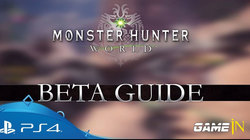 The Monster Hunter: World beta is nu live voor alle PS4 spelers