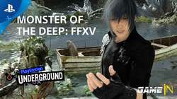 PS VR - Monster of the Deep: Final Fantasy XV Gameplay
