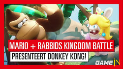 Donkey Kong binnenkort in Mario + Rabbids Kingdom Battle