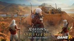 Assassin's Creed Origins: The Hidden Ones nu beschikbaar