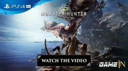 Monster Hunter: World nu beschikbaar voor de PlayStation 4 en Xbox One