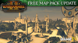 Total War: WARHAMMER 2 - Steps of Isha Maps
