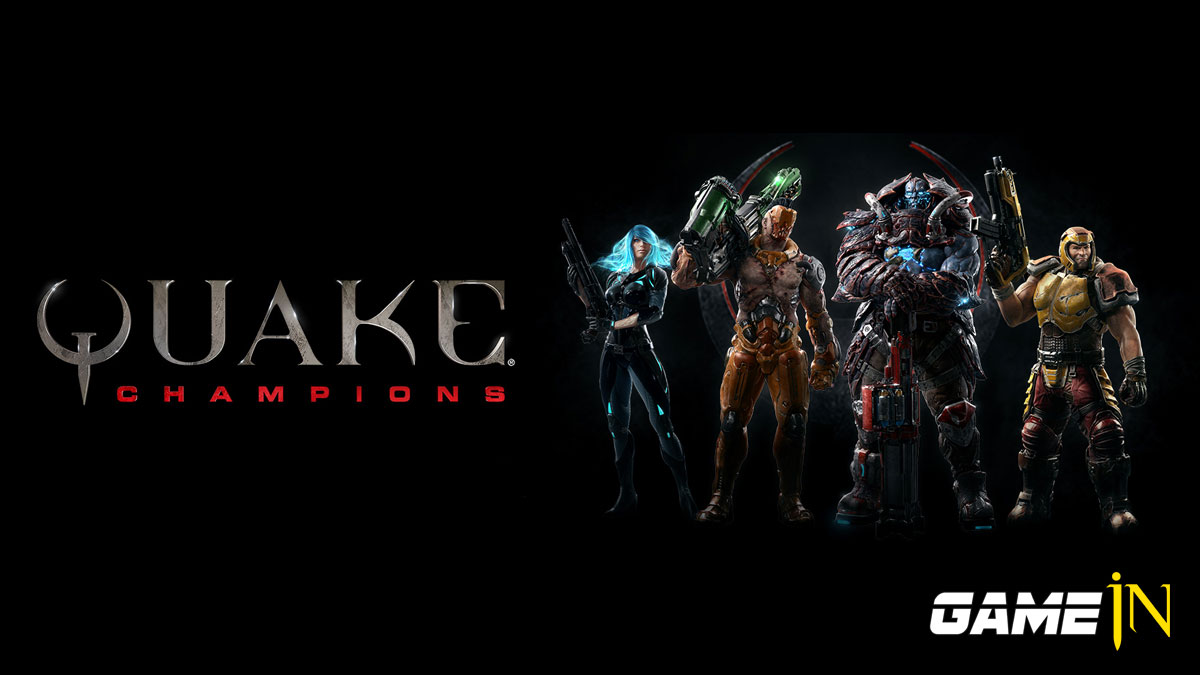 Quake Champions update brengt Instagib, 2v2 Ranked Play, lente update en 'No Abilities' Mode Afbeelding 1