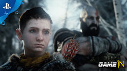 God of War nieuwe trailer 'Arrow'