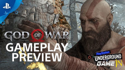 God of War: Bekijk 15 minuten aan gameplay