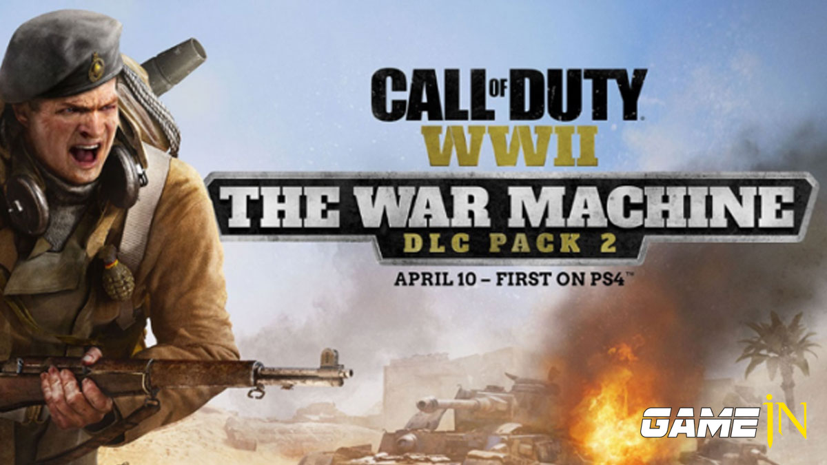 Nieuws over Call of Duty: WWII - The War Machine DLC Pack
