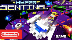Nintendo Switch - Hyper Sentinel Launch Trailer