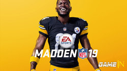 Antonio Brown is op de cover voor Madden NFL 19 en release is op 10 augustus