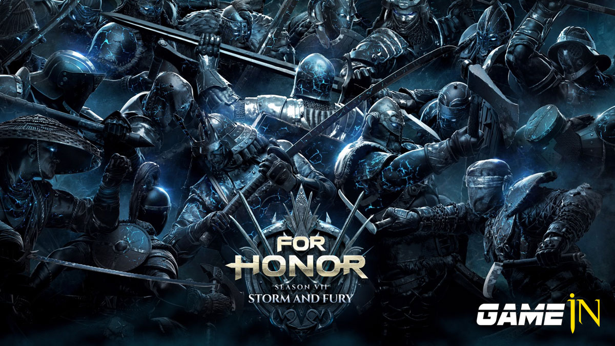 For Honor Season VII: Storm and Fury is vanaf 2 augustus gratis beschikbaar op PS4, Xbox One en PC Afbeelding 1