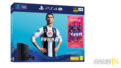 Fifa 19 Sony Playstation 4 bundels bekend met Ronaldo in Juventus tinue