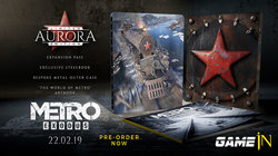 Deep Silver en 4A Games kondigen The Aurora Limited Edition aan voor Metro Exodus