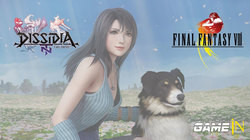 Rinoa Heartilly uit Final Fantasy VIII betreedt de arena van Dissidia Final Fantasy NT
