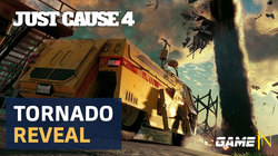 Avalanche Studios toont Just Cause 4 World Exclusive Tornado Gameplay trailer