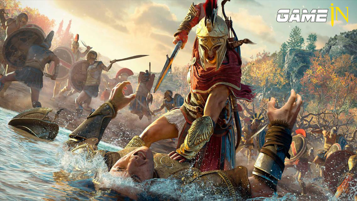 Systeemeisen Assassin's Creed Odyssey onthuld Afbeelding 1