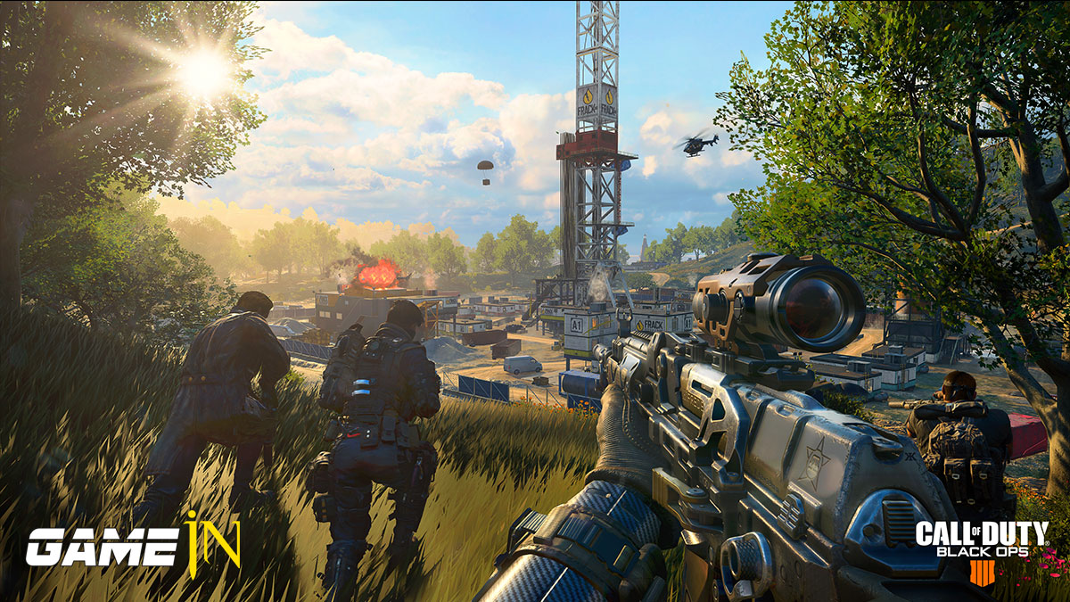 Langverwachte Call Of Duty: Black Ops 4 Blackout Beta Is Nu Live Afbeelding 2