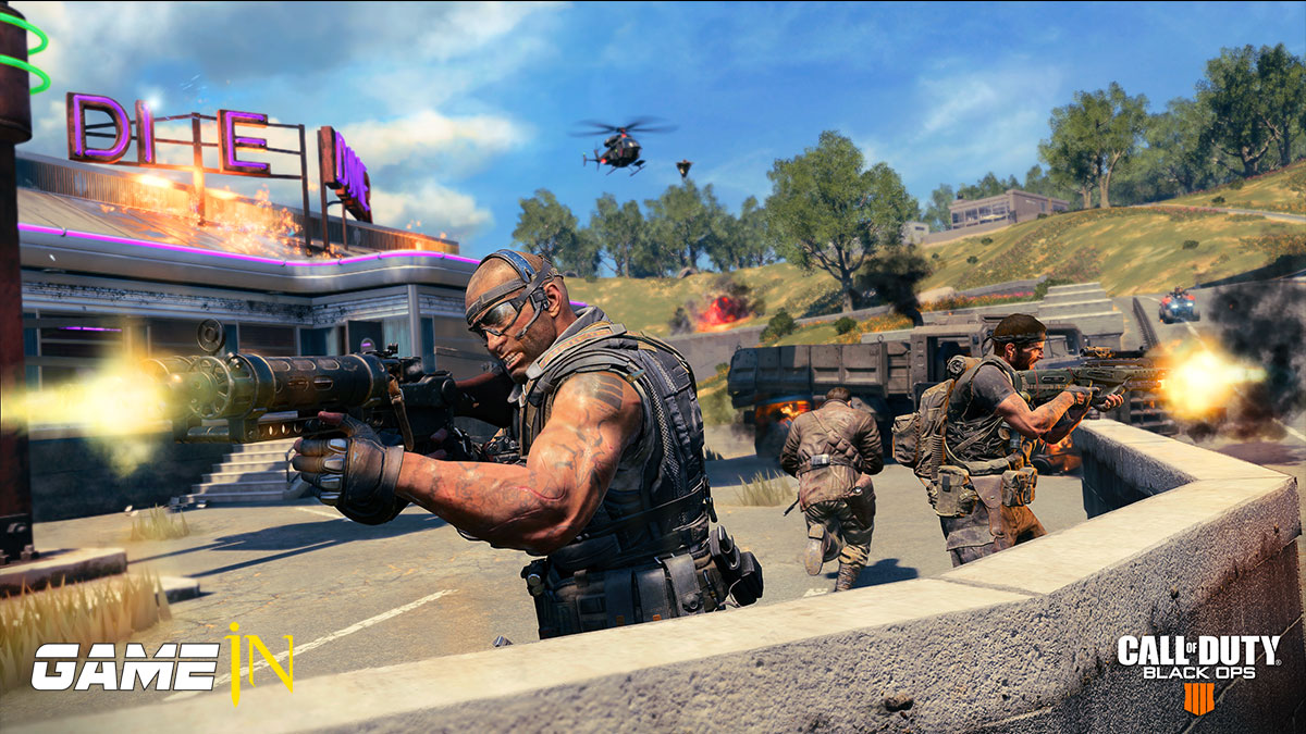 Langverwachte Call Of Duty: Black Ops 4 Blackout Beta Is Nu Live Afbeelding 3