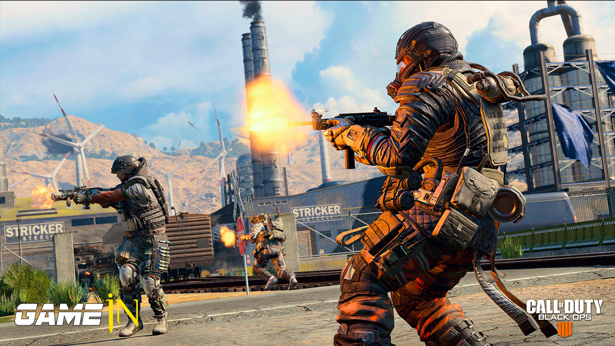 Langverwachte Call Of Duty: Black Ops 4 Blackout Beta Is Nu Live Afbeelding 4