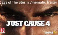 Square Enix toont Eye of The Storm Cinematic Trailer van Just Cause 4