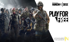 Tom Clancy's Rainbow Six Siege dit weekend (tot 19 nov 18) gratis