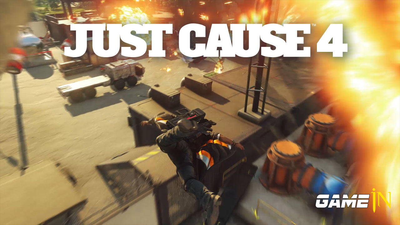 Nieuws over Just Cause 4 Deep Dive Trailer onthuld