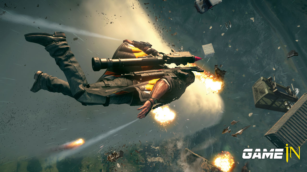 Nieuws over 'One Man did All This' - Just Cause 4 Trailer onthuld