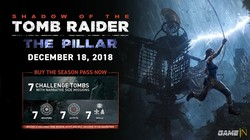 Tweede DLC van Shadow of the Tomb Raider The Pillar nu beschikbaar