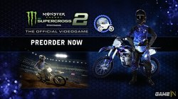 Milestone presenteert de Championship-trailer van Monster Energy Supercross 2