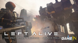 Survival action shooter Left Alive nu verkrijgbaar Playstation 4 en PC (Steam)