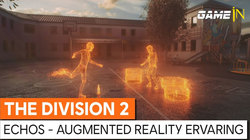 Augmented reality ervaring voor The Division 2 onthuld