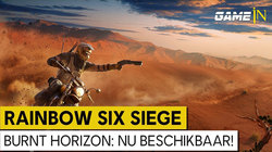 Rainbow Six Siege Operation Burnt Horizon nu beschikbaar