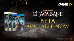 De closed beta is begonnen voor Warhammer Chaosbane