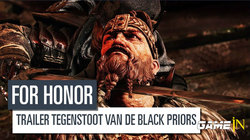 For Honor Event 'Black Prior's Riposte' start vandaag