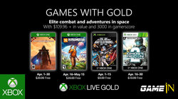 Xbox Gold Live games bekend voor April 2019