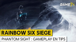 Tom Clancy's Rainbow Six Siege onthult Operation Phantom Sight