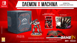 Daemon X Machina komt met een Orbital Limited Edition voor de Nintendo Switch