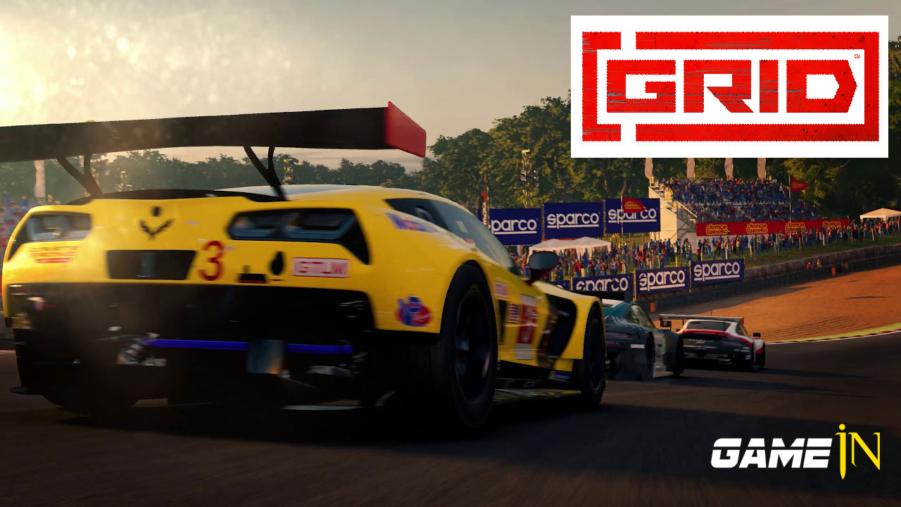 Nieuws over Eerste GRID Gameplay Trailer onthuld door Codemasters