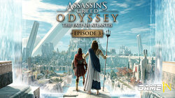 Assassin's Creed Odyssey The Fate of Atlantis: Judgment of Atlantis nu beschikbaar